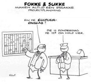 Fokke-en-Sukke-cultuur